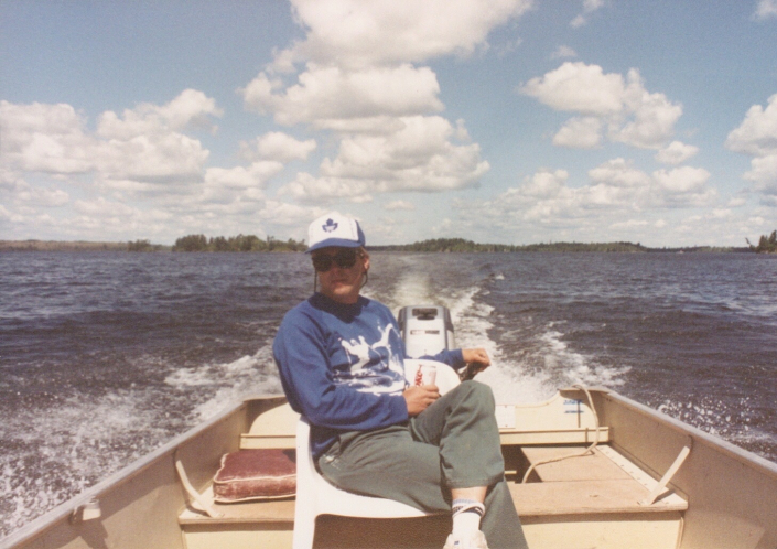 Cruise to your best fishing spot from the comfort of your houseboat.