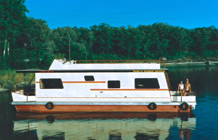 Rentals by Houseboat Adventures on Lake of the Woods